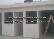 Expertos en drywall 949073383 / 5684070