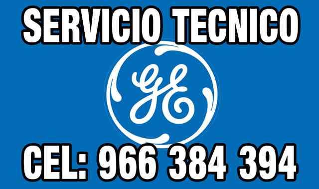 C.966384394 Servicio Tecnico de Lavadoras General electric lima