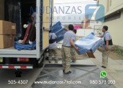 mudanzas 7 -servicios especiales