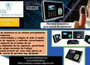 Reloj biometrico modelo h3-san miguel solicitelos 983338136
