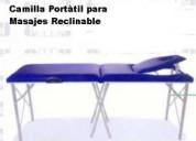 Camilla masajes venta nueva