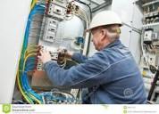 Instalacion de medidor de luz, energia electrica, conexiÓn, tablero. electricista