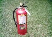 Extinguidor extintor fuego venta nueva