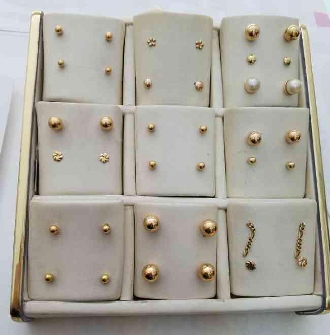 Confección joyas de oro plata