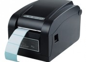 Impresora etiquetadora venta nueva