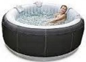 Jacuzzi inflable venta nuevo