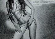 Clases de dibujo de figura humana.