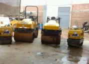 alquiler y venta rodillos compactadores 3 toneladas marca dynapac 4252269/997470736