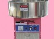 Maquina algodon azucar venta nueva