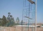Fabricamos todas las redes que se utilizan en el fútbol - tenis