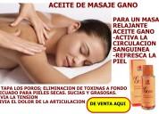 Masoterapia 970782610 con productos naturales