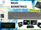 Relojes biometricos-incotel-san miguel