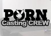 Casting para películas xxx playboy 1400 dolares de sueldo