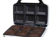 Maquina hacer brownies venta nueva