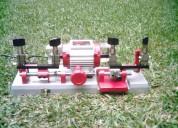 Maquina copiadora duplicadora de llaves mqv238 venta nueva