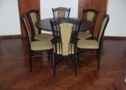 Muebles comedor sillas venta nuevos