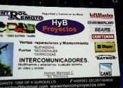 Intercomunicadores  hospitales