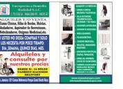 Alquiler y venta de camas clinicas,muletas,silla de ruedas,biombos