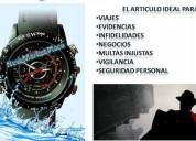 Reloj espia pulsera venta nuevo