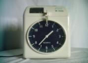 Reloj tarjetero digital venta nuevo