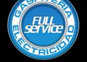 Gasfiteria y electricidad fullservice arequipa