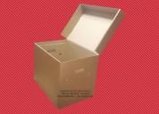 Vendo cajas de carton corrugado
