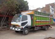 Camion mitsubishi fuso cargo