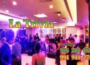 Orquesta grupo musical en vivo musica variada para matrimonios fiestas orquesta la trivia 996281180