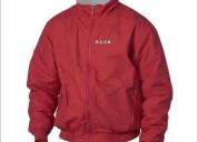 Confeccion de casacas  para la publicidad y el trabajo