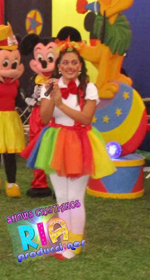 Show Cristiano  Infantil en Trujillo  RIA PRODUCCIONES