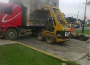Demolición y eliminación de desmonte con maquinaria pesada 981379192/4252269