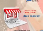 Tiendas online arequipa