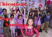 Chicotecas karaoke coreografias y juegos juveniles para niÑos