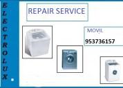 Servicio tecnico de lavadoras electrolux 953736157 lima