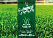 Grass sintético chiclayo