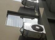 Bandejas y soportes para aires acondicionado