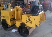 Rodillos compactadores de 1.5 toneladas marca wacker 981379192