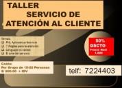 """Taler: """"servicio de atención al cliente"""""""