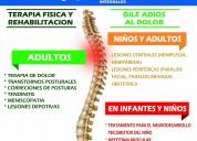 Terapia fisica y rehabilitacion