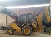 alquiler de retroexcavadoras con martillo y operador 981379192/4252269