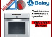 servicio tecnico para hornos balay en lima metropolitana