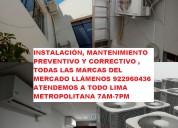 Mantenimiento de termas a gas y elÉctricas 922960436