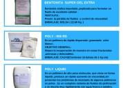 Fluidos de perforaciÓn - aditivos