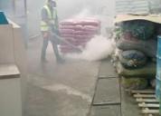 Fumigacion para insectos y para roedores eko planeet