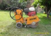 alquiler, mantenimiento y reparacion de cortadoras de concreto, lima 981379192/4252269