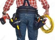Ofrecemos servicio de electricista a domicilio
