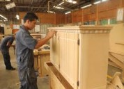 servicios de carpinteria en general