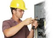 servicios de electricistas a domicilio