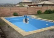 Impermeabilizacion y mantenimiento de paredes muros piscinas