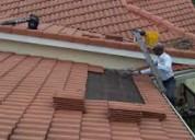 Colocacion y reparacion de techos